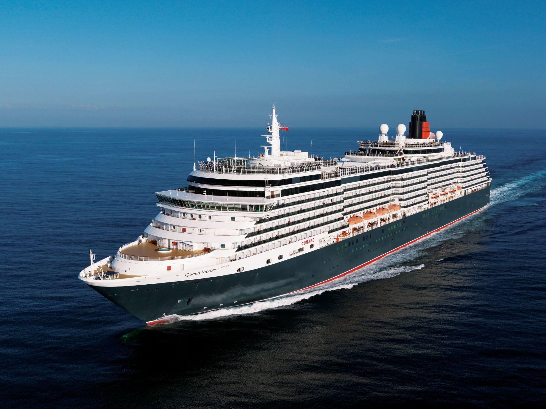 Cunard Line Discount Cruises